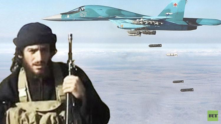 الدفاع الروسية تؤكد أنها هي التي قضت على