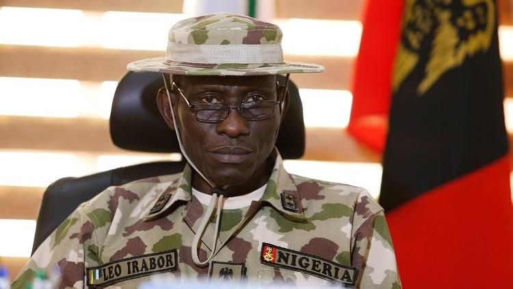 قائد بالجيش النيجيري: لم يبق أمام