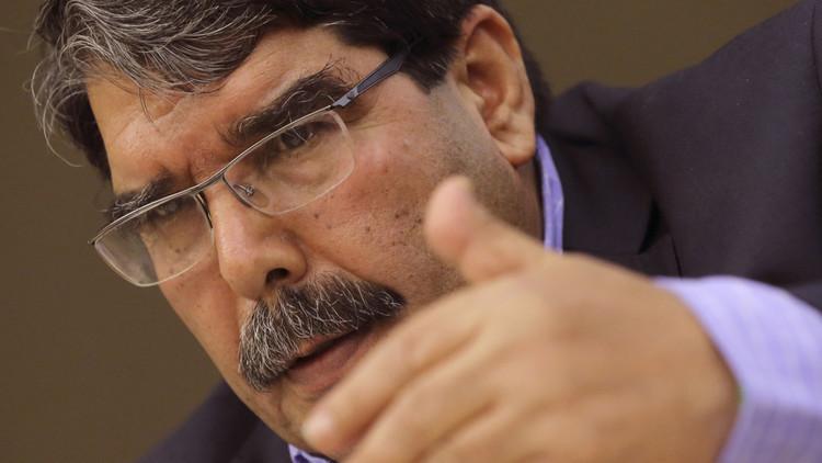 صالح مسلم: تركيا توغلت بغية إنقاذ