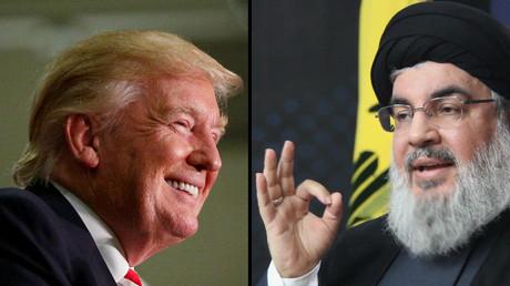 نصر الله: ترامب على حق في أن إدارة أوباما صنعت