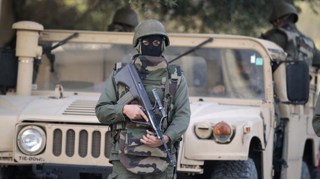عناصر من الأمن التونسي