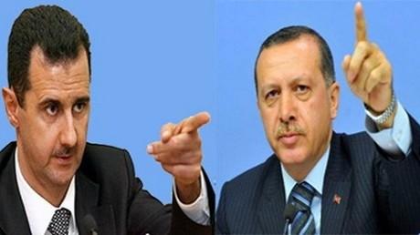 بشار الأسد و أردوغان