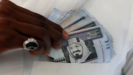 المستثمرون يحتاطون من إفلاس السعودية