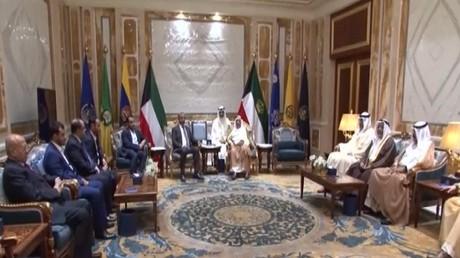 لقاء خليجي غربي في جدة لبحث ملف اليمن