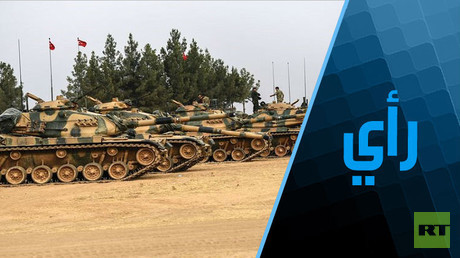 تركيا في سوريا