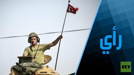 مدرعات تركية تتجه إلى سوريا