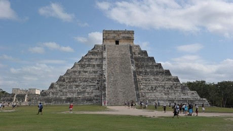 صرح كوكولكان في المكسيك