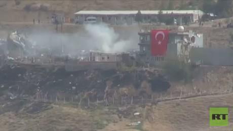 قتلى وجرحى بتفجير جنوب شرق تركيا