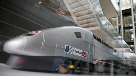 صفقة تاريخية بين فرنسا وأمريكا لبيع قطارات