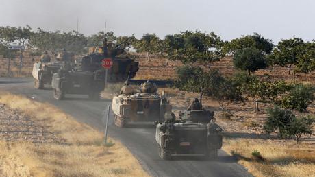 الجيش التركي (صورة من الأرشيف)