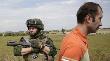 الإفراج عن جندي أوكراني أسير في إطار صفقة التبادل