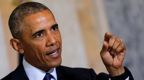 الرئيس الأمريكي باراك أوباما