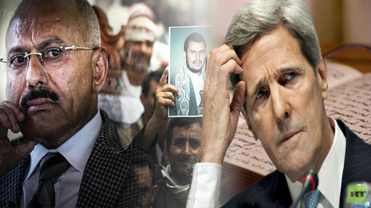 الرئاسة  اليمنية تنفي وجود مبادرة لكيري وولد الشيخ يحذر من التصعيد