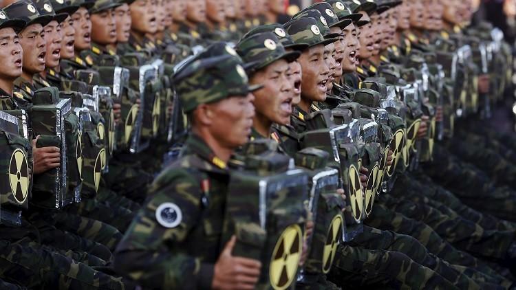 كوريا الشمالية تدرب انتحاريين نوويين!