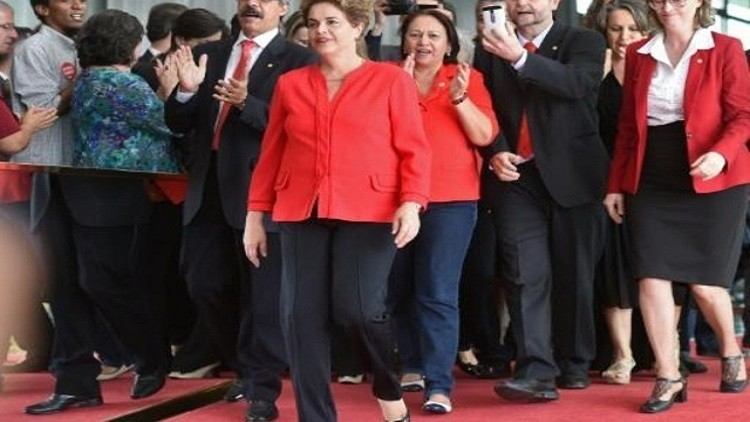 أزمة دبلوماسية بين البرازيل وجاراتها إثر عزل روسيف