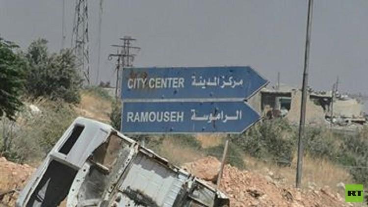 استمرار الاشتباكات في ريف حلب الجنوبي