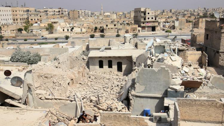 ريابكوف: موسكو وواشنطن على بعد خطوات من الاتفاق حول حلب