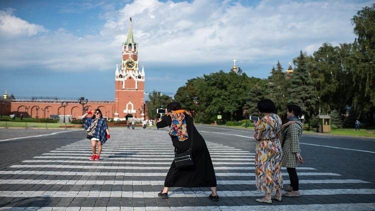 موسكو تتجه نحو تسهيل منح التأشيرات السياحية