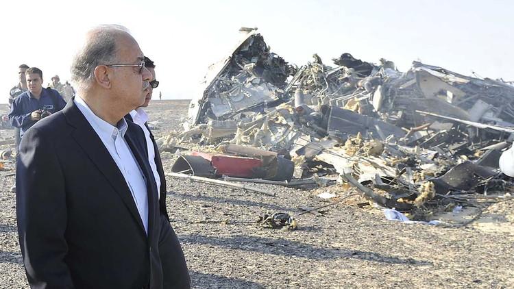 اتفاق روسي مصري على التحقيق بكارثة