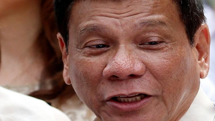 الرئيس الفلبيني يرفض لقاء بان كي مون