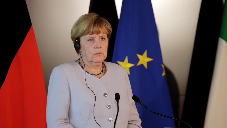 قادة ألمانيا وإيطاليا وفرنسا يبحثون مع أردوغان أزمة اللاجئين