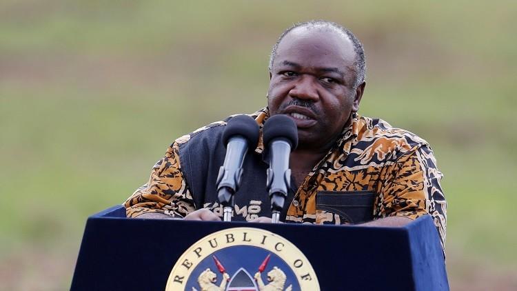 رئيس الغابون علي بونغو - أرشيف