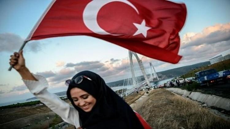 تسريح 8 آلاف شرطي ودركي في تركيا