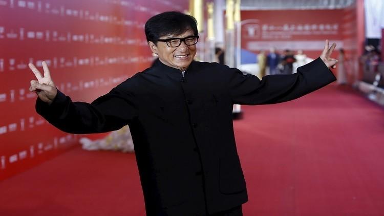 جاكي شان يتوج بالأوسكار