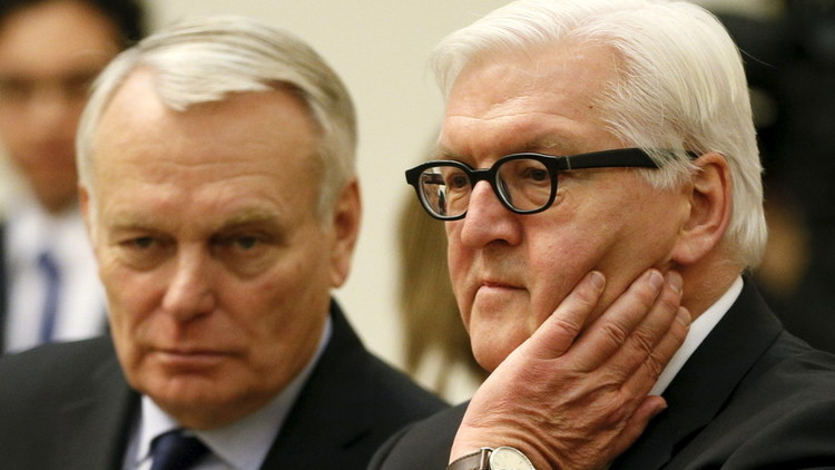 محادثات ألمانية فرنسية في كييف حول اتفاقات مينسك