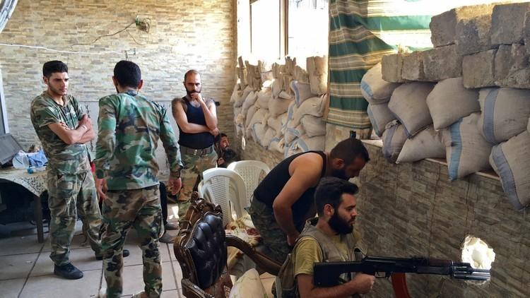 من يحارب من في سوريا وضد من؟