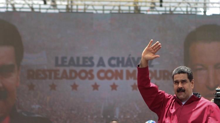 إحباط محاولة انقلاب في فنزويلا