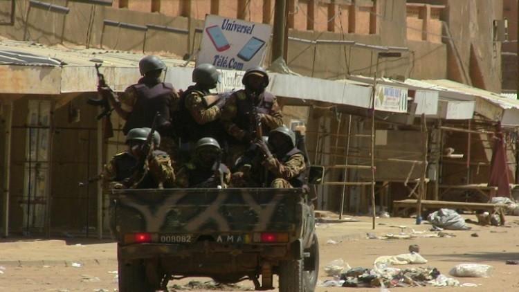 متطرفون يسيطرون على مدينة بوني في مالي