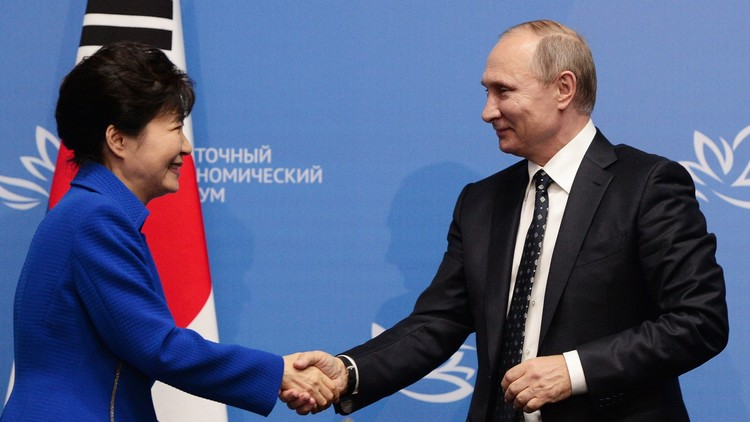 التنسيق بين موسكو وسيئول لحل قضية نووي بيونغ يانغ