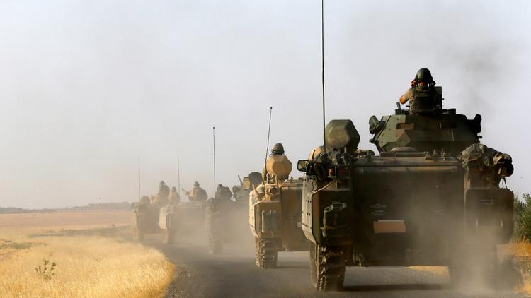 تركيا تفتح جبهة جديدة شمال سوريا