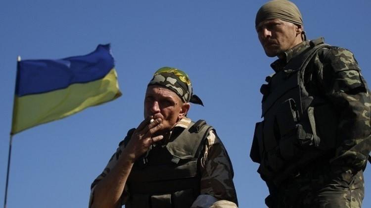 أوكرانيا تستدعي قوات الاحتياط في الجيش