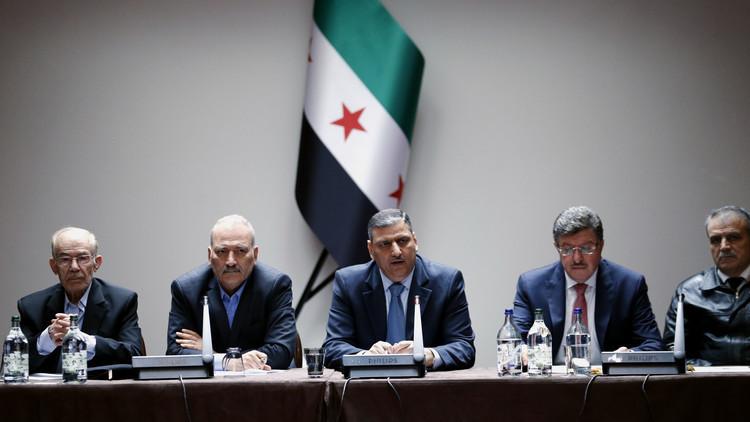 الهيئة العليا للمفاوضات تقر الإطار التنفيذي للحل السياسي في سوريا