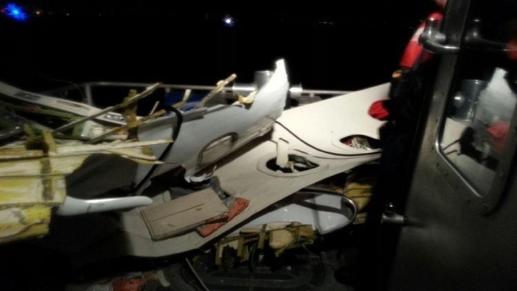 مصرع شخصين بتحطم طائرة فوق سواحل فلوريدا