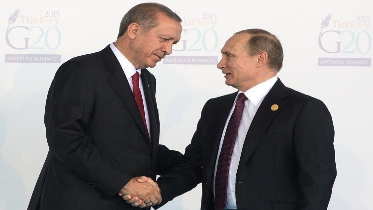 أوليوكاييف يكشف عما جرى بين بوتين وأردوغان