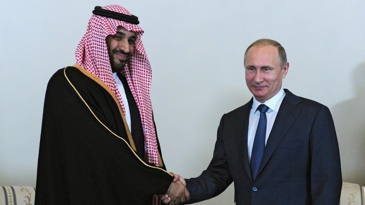 بوتين: لا يمكن حل أي قضية جدية بدون السعودية