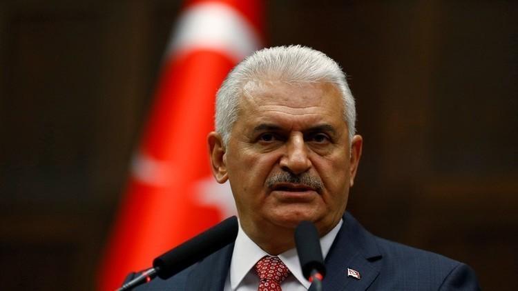يلدريم: وجودنا شمالي سوريا مهم لوحدةأراضيها