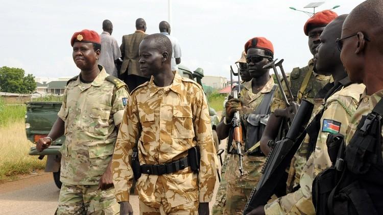 جوبا توافق على نشر قوات أممية إضافية