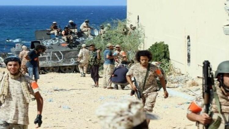 اجتماع لأعضاء الحوار السياسي الليبي في تونس