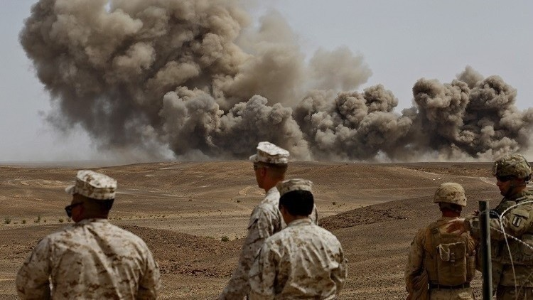 قوات تابعة للتحالف العربي- صورة أرشيفية