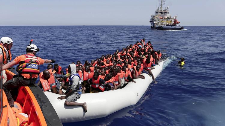 إسبانيا.. إنقاذ 44 مهاجرا بينهم 15 قاصرا