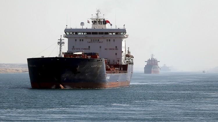 ارتفاع إيرادات قناة السويس في يوليو