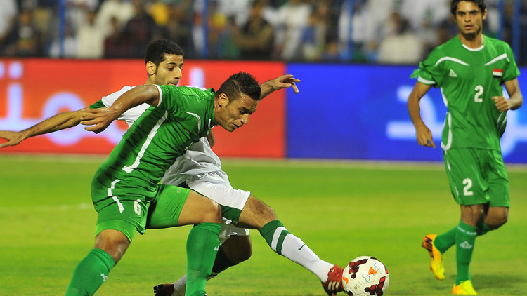 مواجهة عراقية - سعودية ملتهبة