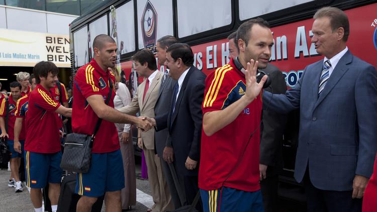 إنيستا: الانضمام إلى برشلونة أسوأ يوم في حياتي!