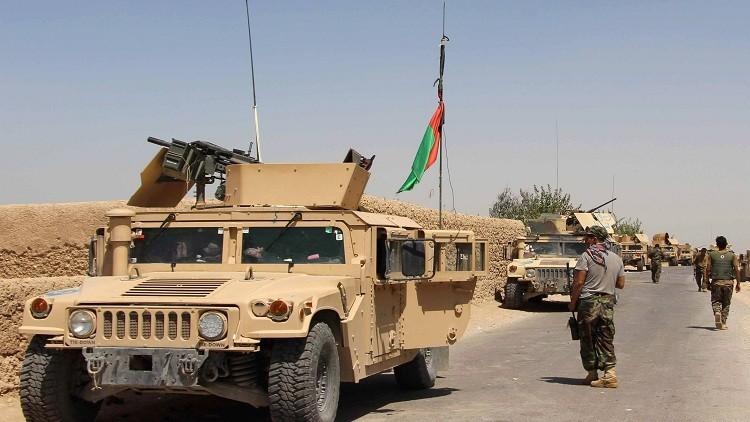 القوات الأفغانية تستعيد منطقة إستراتيجية من طالبان