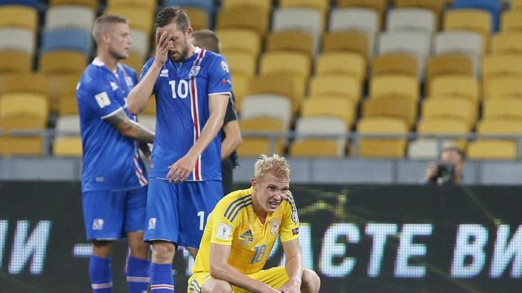 شيفتشينكو يبدأ مسيرته مع أوكرانيا بتعادل أمام آيسلندا