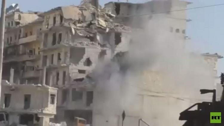 حميميم: 6 خروقات لنظام الهدنة في سوريا